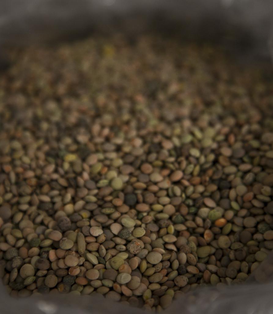 lenticchie sciolte